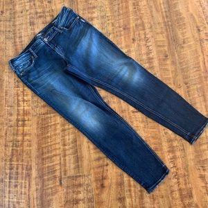 Silver SUKI Mid Super Skinny Jeans Sz 33